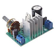 HZDZ LM317 Voltage Power Supply Board Module - Green (1.25~37V)