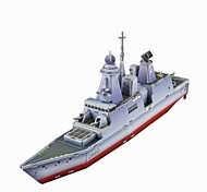 3D Puzzle  Mini Frigate Toy  for Kids