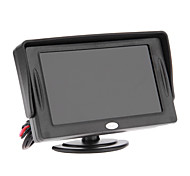 "4.3 ""Viseira retrovisor do carro monitor LCD"