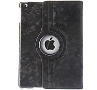 360°Rotating Gorgeous PU Full Body Case with Stand for iPad Air (Assorted Colors)