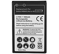 MOTOROLA BH6X 1800mAh Cell Phone Battery for MOTOROLA ATRIX 4G MB860 MILESTONE X