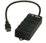 USB3.0 4-Port High Speed ​​Hub