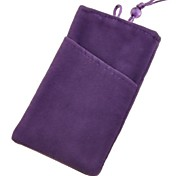Fabric Pouch for Mobile iPhones (Assorted Colors)