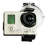 lens Cap and LCD for GoPro Hero 1/2/3 and SUPTIG