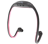 SH-W1 Wireless Neck-Band Earphone with FM,TF Card Slot