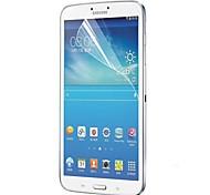 Enkay Clear HD PET Screen Protector Protector Guard met een reinigingsdoekje voor de Samsung Galaxy Tab 3 8.0 T310 / T311