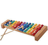 12 Musical Scale Sticks-tapped Piano