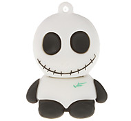 16GB Jack Skellington Shaped USB Flash Drive