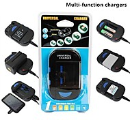BM-001 Universal Charger For  Camera、Phone、AA Lithium Battery、 Car Charger