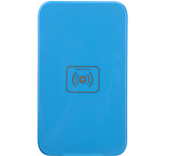 Qi Wireless Charger Blue Charging Pad with Blue Receiver for Samsung Galaxy S3 SIII I9300