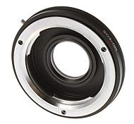 MD-EOS Camera Lens Glass Adapter Ring (Black)