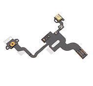 Original Power Button Flex Cable Ribbon for iPhone 4