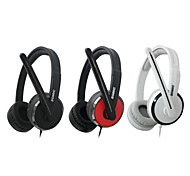 PC566 Sômica Gaming moda Over-Ear fone de ouvido com microfone e remoto para PC