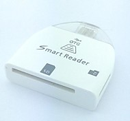 Multi-em-1 SD / MMC / TF Card Reader para Samsung Galaxy i9100 / i9220 / i9300 / N7100