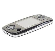Co-creación de 2,8 pulgadas PSP con cámara batería extraíble Negro