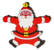 USB 8G Cartoon Santa Clau forme Flash Drive