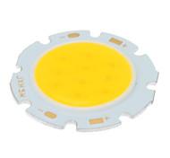 5W 3000K lumière blanche chaude Chip LED