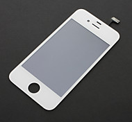 oem completato tocco digitizer per il iphone 4s / 4