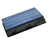 5200mah Laptop Battery for Acer TravelMate 5220 5220G 5230 5310 5520 5530 LC.TM00741 LIP6219VPC TM00751- Black