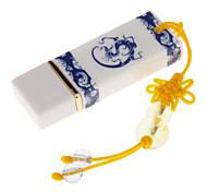 4G Blue and White Porcelain USB Flash Drive