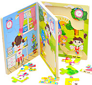 Jigsaw Puzzle Wooden Educational Toys