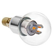 Bombillas en globo (Blanco cálido E14 W 150-200