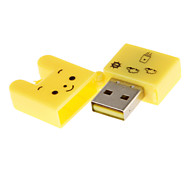 USB 2.0 Memory Card Reader (Red/Yellow/Green)