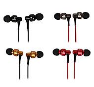 SENICC MX-154 à la mode In-Ear pour PC / iPhone / Samsung / HTC / iPod