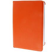 Patrón Enkay Cowboy 360 grados de rotación de protección PU bolsas de cuero para Samsung Galaxy Tab2 10.1 P5100 (Naranja)