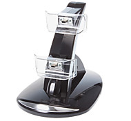 Dual USB Charging Dock Base cargador para PlayStation 3 controlador de PS3