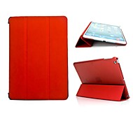 Elegant Design Rotating PU Leather Case with Stand for iPad Air iPad 5 (Assorted Color)