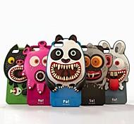 Cas Vampiyan enfants molle de silicium pour l'iPhone 5/5S (couleurs assorties)