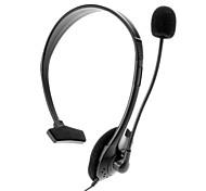 Einseitige Kleine Kopfhörer für PS4 (Schwarz)