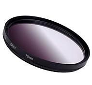 Schrittweise Grau 72mm Filter Objektiv