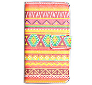 Special Design Gekleurde Drawing Style Full Body Case voor Samsung I9100