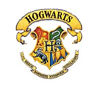 Harry Potter Hogwarts School Logo Multicolour Tattoo for Body Art Painting Body Sticker Nontoxic and Tasteless Cosplay Accessory