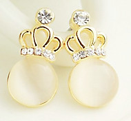 Bright Korea-Style Personality Alloy Drop Earring(1 Pair)