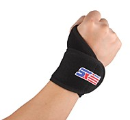 Wrist Brace Sports Support Compression / Protective / Adjustable Fitness Black
