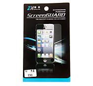 Protector de pantalla transparente para Blackberry Z30