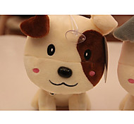 Lovely 13 Seconds Recordable Brown Plush Puppy Doll Gift