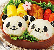 Lovely Panda Rice Ball Mold & Sushi Tool