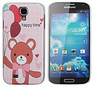 Little Bear Painting Pattern Hard PC Cas  for Samsung Galaxy S4 I9500