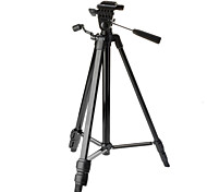 Victory 2016-BK 3-Section Camera Light Weight Tripod (Black)