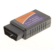 WIFI ELM327 Wireless Auto Scanner Buletooth OBD2 EOBDii Adapter for iPhone ipad iPod