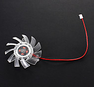 6cm Plastic Graphics Fan