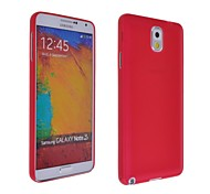 Ultra Thin Frosted Soft Case for Samsung Galaxy Note 3