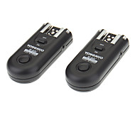 Yongnuo RF-603C Wireless Flash Trigger 2 Transceivers for Canon/450d/500d/550d/600d/60d/1000d