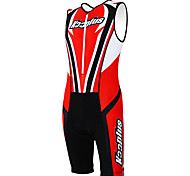 KOOPLUS Bike/Cycling Coveralls / Clothing Sets/Suits Women's / Men's / Unisex SleevelessBreathable / Moisture Permeability / Quick Dry /