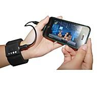 Caricabatteria da polso universale per iphone 6/6 più / 5s / 4s / 5 / samsungs3 / s4 / s5