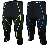 ARSUXEO Men's Cycling 3/4 Shorts
